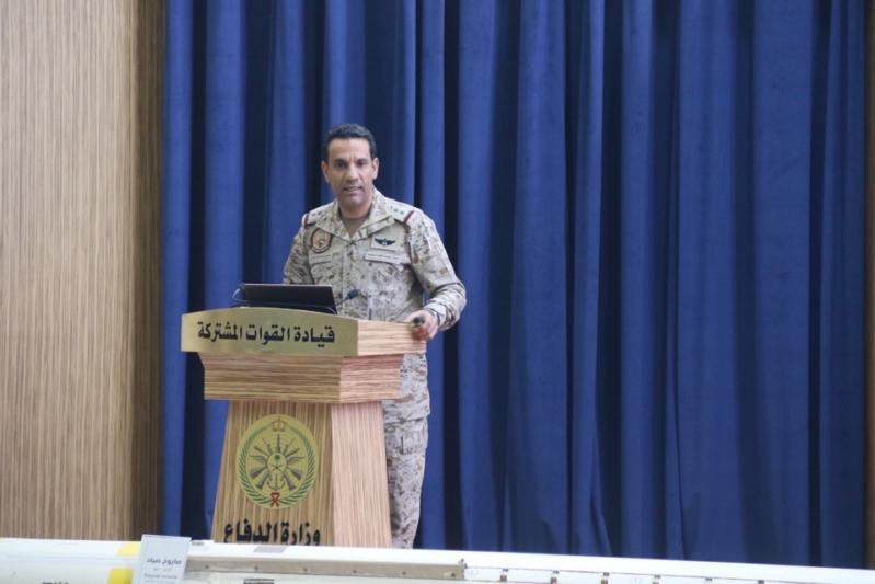 التحالف: جهودنا مستمرة لإنجاح مفاوضات السويد رغم مساعي الحوثيين لعرقلتها