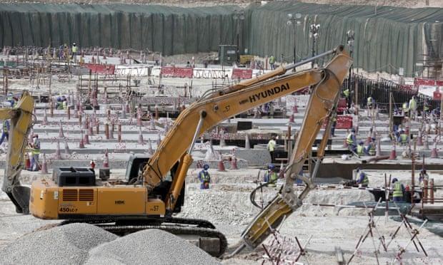 ضربة جديدة لمشروعات كأس العالم 2022 في #قطر