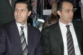 القبض على نجلي مبارك يهبط بالبورصة المصرية - المواطن