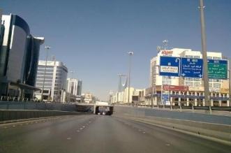 إنجاز 80 % من نفق تقاطع طريق الملك فهد مع طريق الملك خالد بتبوك - المواطن