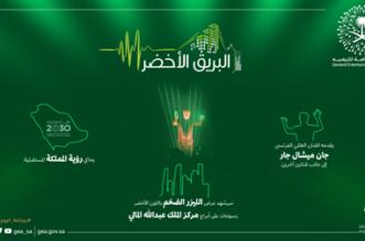 سكان الرياض على موعد مع عروض الفنان جان ميشال المبهرة - المواطن