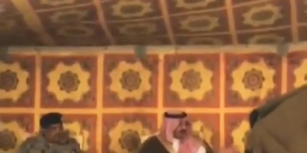 نائب أمير عسير يعزي ذوي الشهيد صالح آل دابش في الحرجة