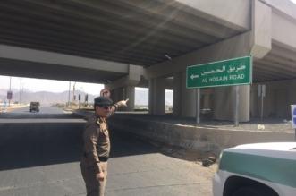 إلغاء الإشارة الضوئية بشارع الحصين لتسهيل الحركة المرورية في نجران - المواطن