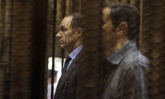 إخلاء سبيل نجلي مبارك وبقية المتهمين في قضية البورصة - المواطن