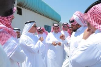 استلام 7 محطات لتعبئة المياه بالطائف من المتعهد الجديد - المواطن