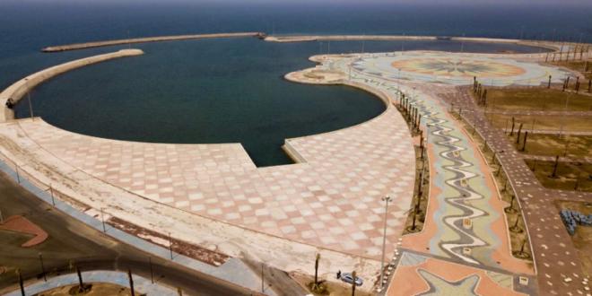 أمانة عسير تكشف حقيقة افتتاح مشروع الواجهة البحرية