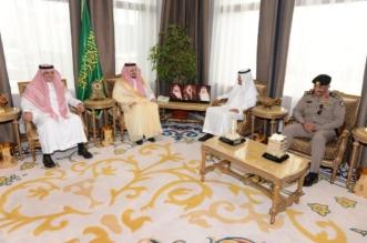 أمير عسير يبحث تسخير المنطقة ترفيهيًا مع ممثل الترفيه - المواطن