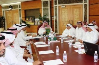 نائب أمير عسير يتابع أعمال المشاريع الاستراتيجية والحيوية في المنطقة - المواطن