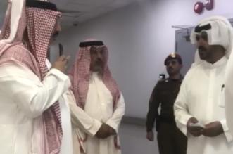 شاهد.. زيارة مفاجئة لتركي بن طلال لمستشفى الحرجة العام - المواطن