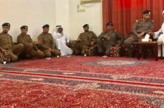 العميد الشمراني يواسي أسرة الجندي آل هتيلة بنجران - المواطن
