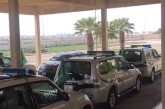 شاهد.. مركبات تفتيشية للأرصاد بكورنيش الخبر - المواطن