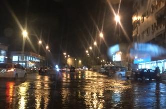 """بالفيديو والصور.. """"المواطن"""" توثق أمطار مكة - المواطن"""