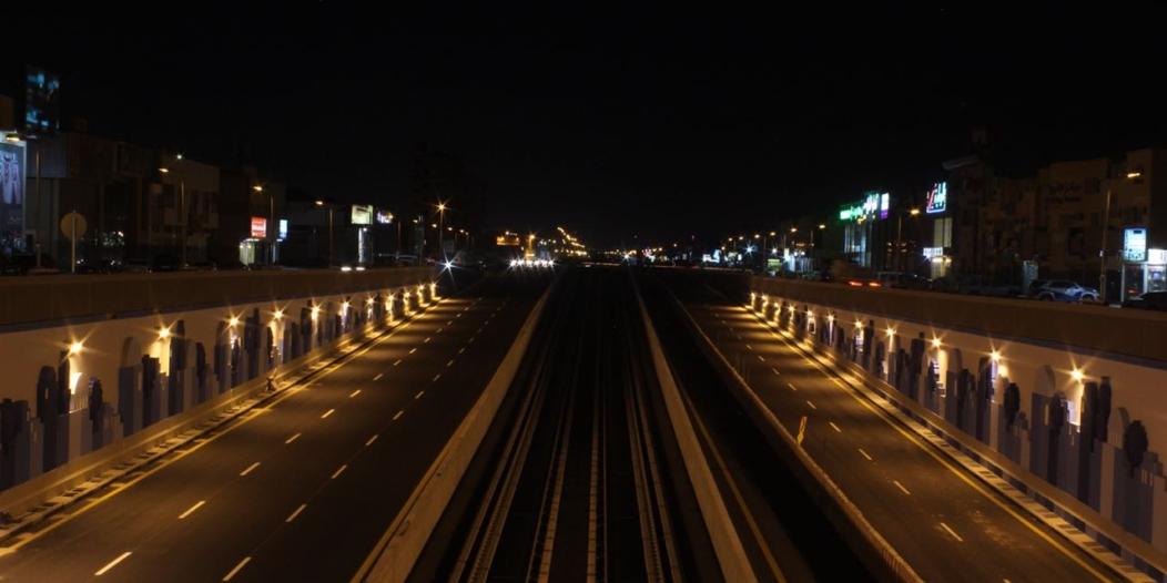 افتتاح حركة السير في نفق طريق الأمير سعد بن عبدالرحمن الأول عند تقاطعه مع شارع الإمام الشافعي