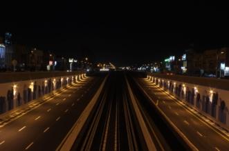 افتتاح حركة السير في نفق طريق الأمير سعد بن عبدالرحمن الأول عند تقاطعه مع شارع الإمام الشافعي - المواطن
