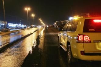 هطول أمطار على أجزاء متفرقة من مكة المكرمة - المواطن