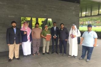 أبناء الغفران أمام مقر الفيفا: تنظيم الحمدين سلب أرضنا لإقامة منشآت كأس العالم - المواطن