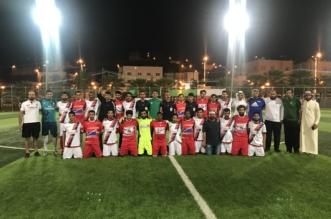 لأول مرة.. النساء يحضرن نهائي أمانة عسير لكرة القدم - المواطن