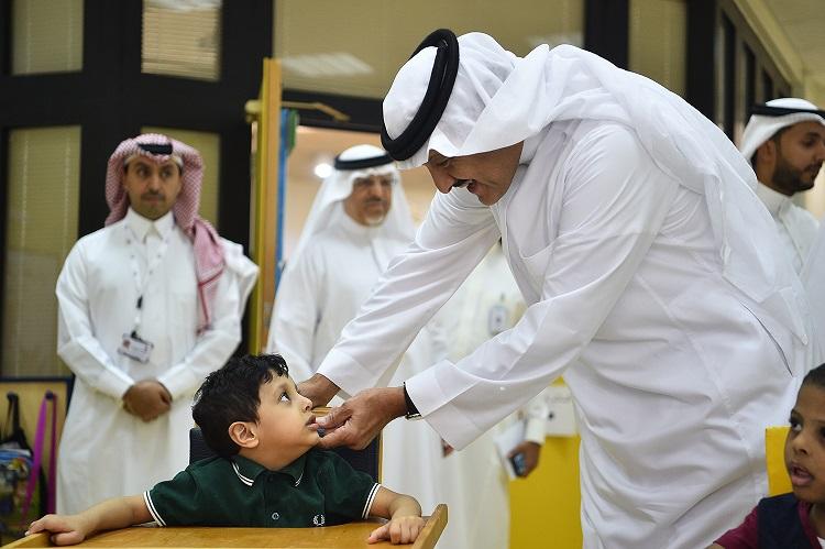 سلطان بن سلمان: ما نراه في جمعية الأطفال المعوقين نتاج تاريخ من ثقة الدولة والشركاء