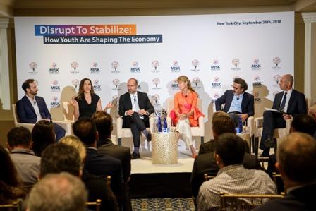 مسك الخيرية تشارك في منتدى بلومبيرغ العالمي للأعمال - المواطن