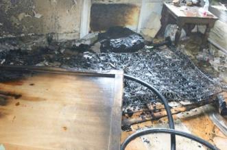 إخلاء ٣٢٥ شخصًا بسبب حريق بفندق 8 طوابق في جدة - المواطن