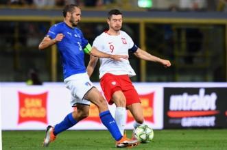 الطليان ينجون من فخ البولنديين بتعادل ثمين في Uefa Nations League - المواطن