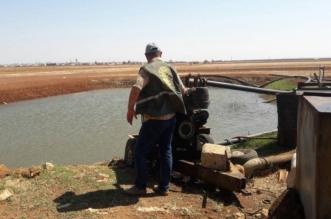 مركز الملك سلمان يمسح 30800 دونم من أراضي سوريا لتشغيل محطات الري - المواطن