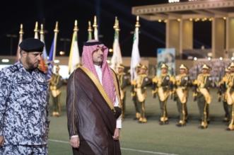 وزير الداخلية يرعى حفل تخريج طلبة الدورة التأهيلية الـ47 لكلية الملك فهد الأمنية - المواطن