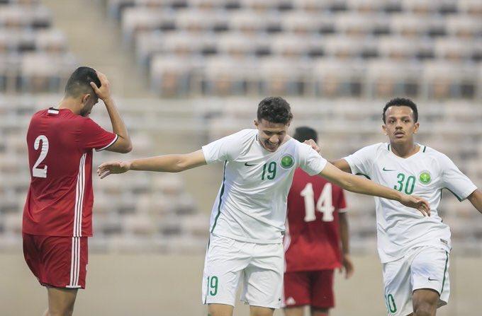 اليوم .. الأخضر الشاب ينافس الأردني وديًّا