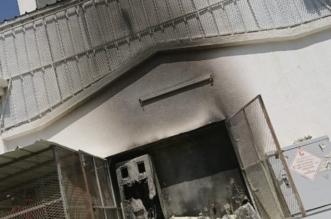حريق في 4 عدادات يخلي 300 طالبة في شرائع مكة - المواطن