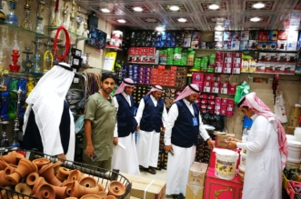 لجنة مكافحة التبغ بجازان تواصل مطاردة المخالفين - المواطن