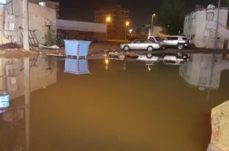 ما خفي كان أعظم.. أمطار الدقائق الـ10 تكشف فشل شبكة تصريف الأمطار بصامطة - المواطن