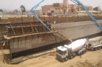 إنجاز ٦٩% من مشروع نفق طريق الملك سعود بنجران.. وهذا إجمالي التكلفة - المواطن
