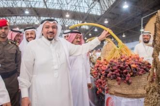 مبيعاته 150 ألف ريال يوميًا.. توجيه من أمير القصيم بشأن مهرجان سكرية المذنب الحمراء - المواطن