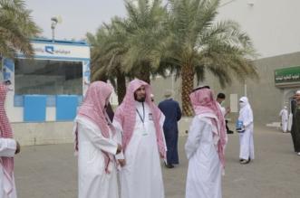 مدير هيئات المدينة يطلع على استعدادات موسم العمرة في المراكز التوجيهية - المواطن