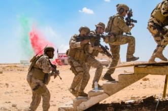 اقتحام وتطهير الأماكن المحصنة.. ضمن مهام القوات السعودية في مناوراتالنجم الساطع 2018 - المواطن