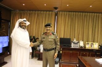 شرطة الرياض تكرم مواطنًا قدم معلومات جنائية مهمة وسائقا باكستانيا أعاد مقتنيات ثمينة - المواطن