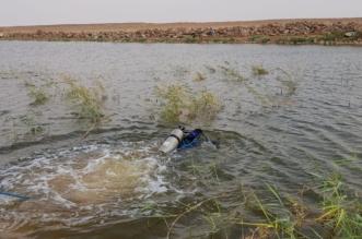 وفاة شاب غرق في مجرى مائي لمشروع صرف صحي في حائل - المواطن