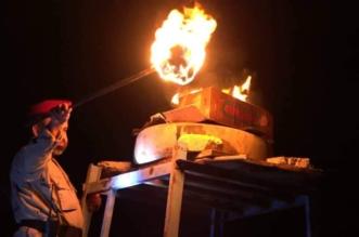 قيادة اللواء 83 مدفعية توقد شعلة سبتمبر بالضالع وتتعهد بالوفاء لدماء شهدائها - المواطن