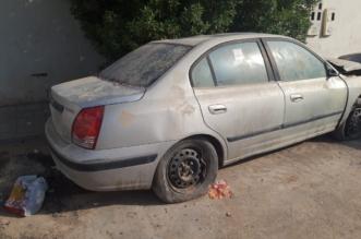 رفع 372 سيارة تالفة من شوارع الجوف خلال أسبوعين - المواطن