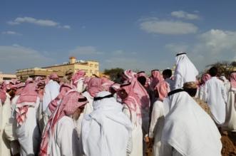 بالصور.. حضور كبير في تشييع الشهيد خالد القحطاني بأحد رفيدة - المواطن
