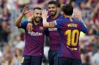 برشلونة يُكرم ضيافة هويسكا بثمانية أهداف مُدمرة - المواطن