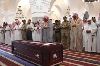 جموع غفيرة تشيع الشهيد الزهراني في مكة - المواطن