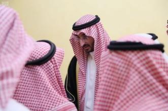 نائب أمير مكة يواسي أسرة رئيس المحكمة العامة بمكة المكرمة - المواطن