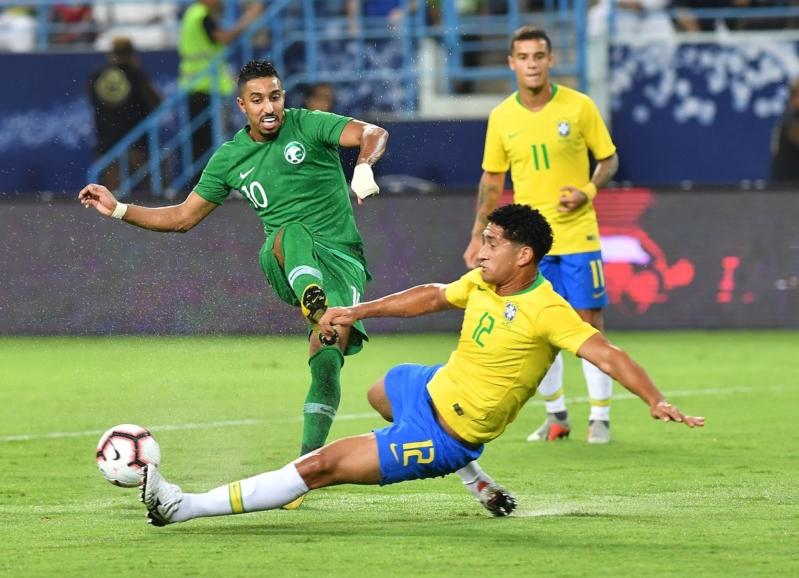 كلاكيت ثالث مرة.. الأخضر لا يهز شباك البرازيل في السعودية