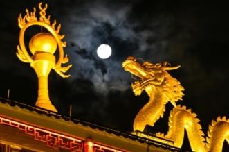 """الصين تودع أعمدة الإنارة وتنير شوارعها بـ""""قمر""""بشري - المواطن"""