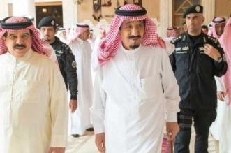 ملك البحرين يؤكد لخادم الحرمين وقوف بلاده إلى جانب السعودية - المواطن