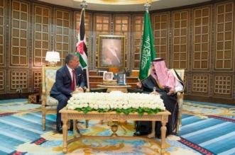 قمة سعودية أردنية في الرياض لبحث التعاون الثنائي وتطورات المنطقة - المواطن