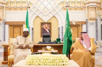 الملك يبحث سبل تطوير العلاقات مع رئيس السنغال - المواطن