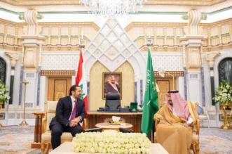 الملك يبحث العلاقات الثنائية مع سعد الحريري في قصر اليمامة - المواطن