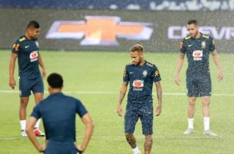 المنتخب البرازيلي يُدشن أول تدريباته في الرياض - المواطن